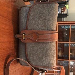 Dooney and Bourke vintage hand bag